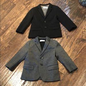 Toddler boys blazer bundle size 2-3T